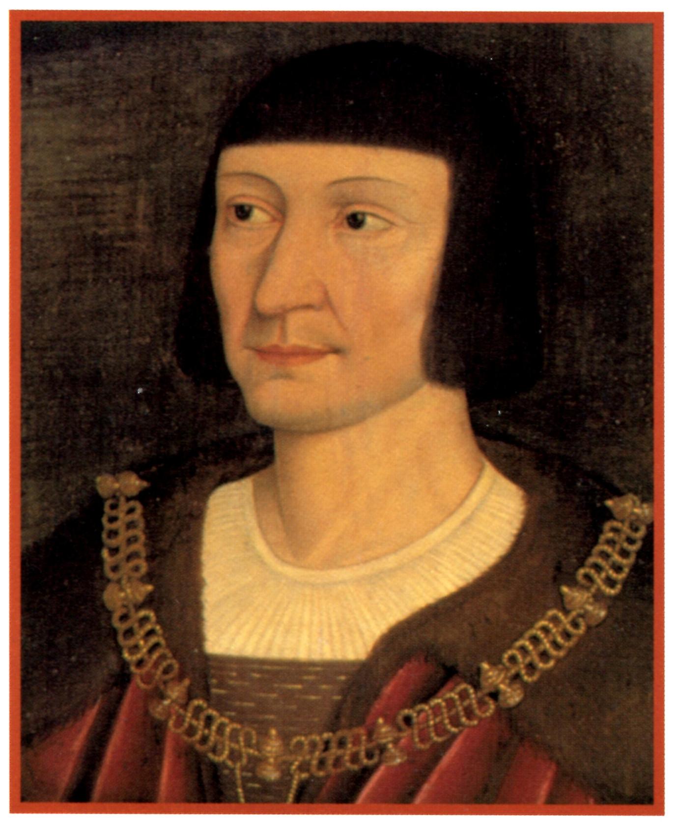 Portrait de Bayard d'Uriage